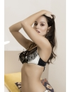 Soutien-gorge balconnet Hold up