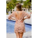 Skirt Juicy peach